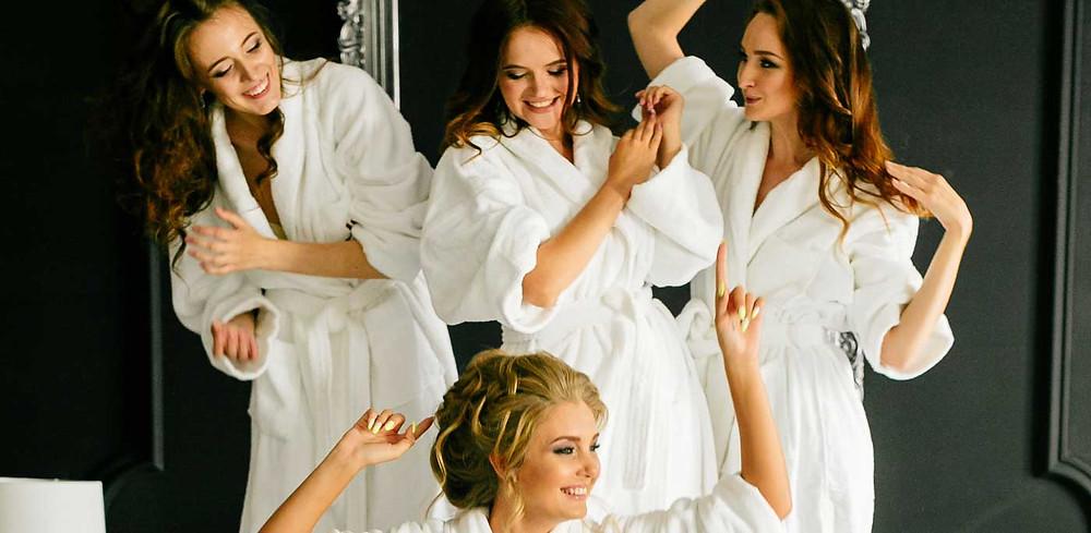 Quatre copines en escapade esthétique à Istanbul