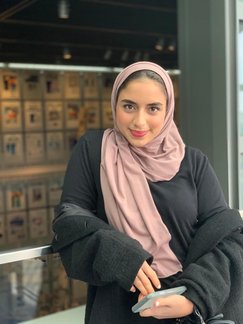 Mariam Feroun