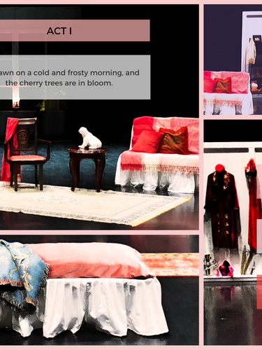 Act 1 - Mood Board