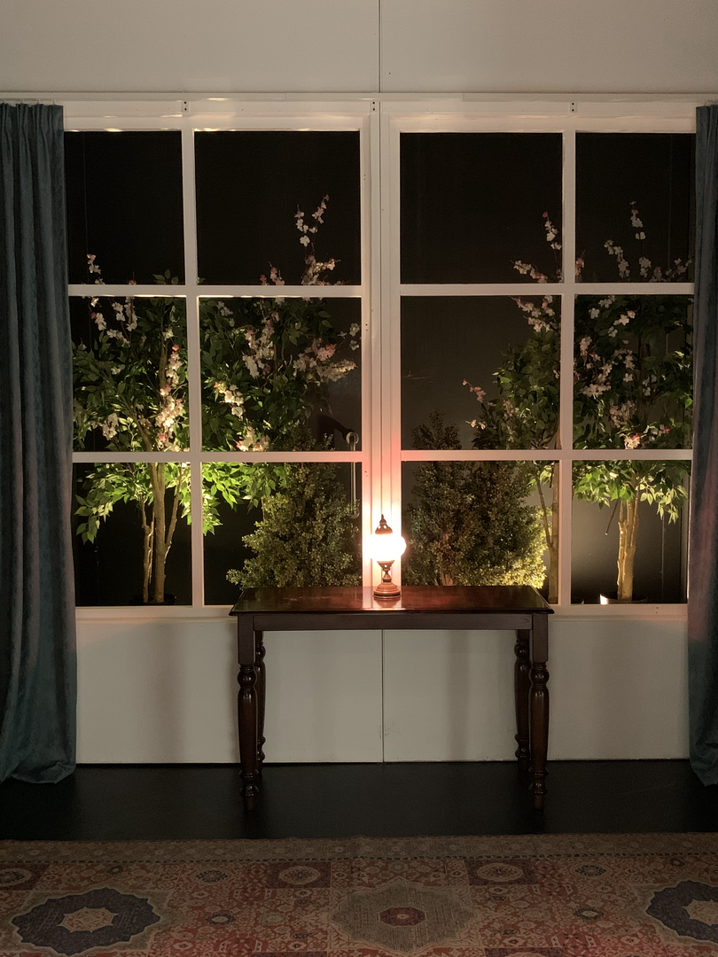 Act 2 - Window Close Up