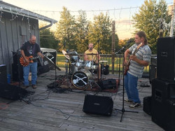 Entertainment on the Deck