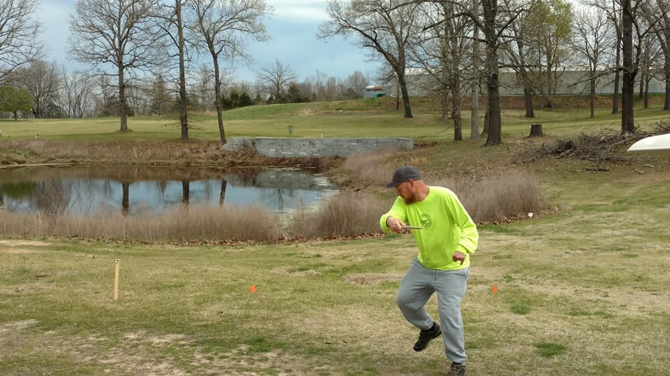 April 21 Disc Tournament