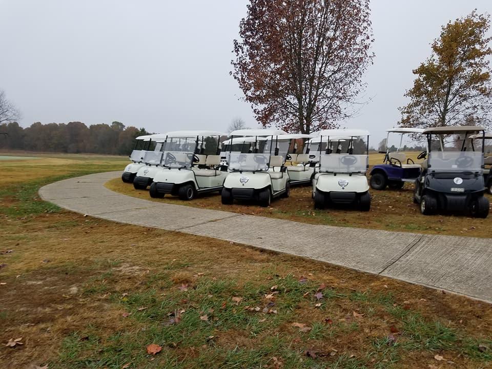 Lost Woods LiV Prosper Golf Carts