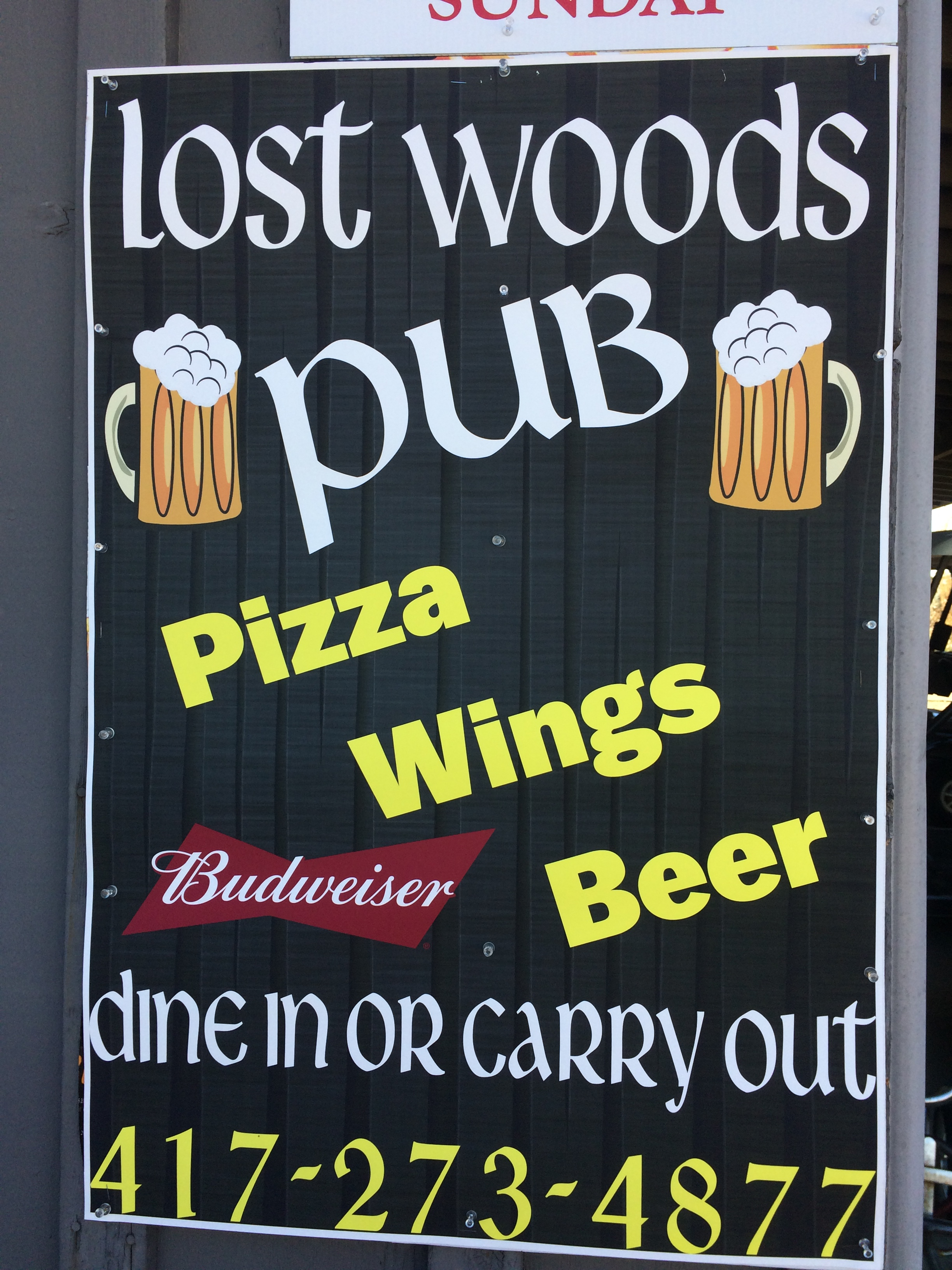 Lost Woods Pub