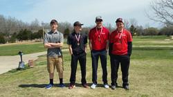 Home of Lutie HS golf team