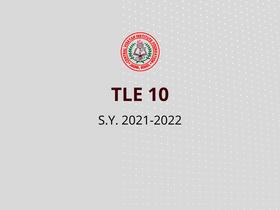 TLE 10