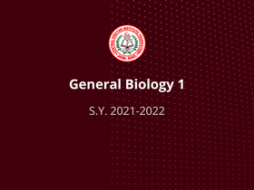 General Biology 1