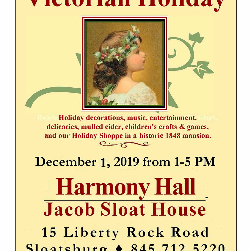 2019 Victorian Holiday!