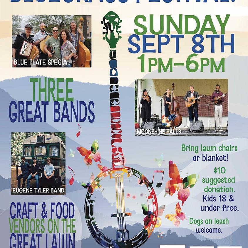 Tenth Annual Highlands Bluegrass Festival!