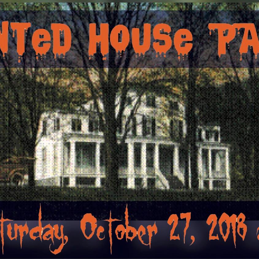 Mischief & Mayhem: Harmony Hall Haunted House Party!