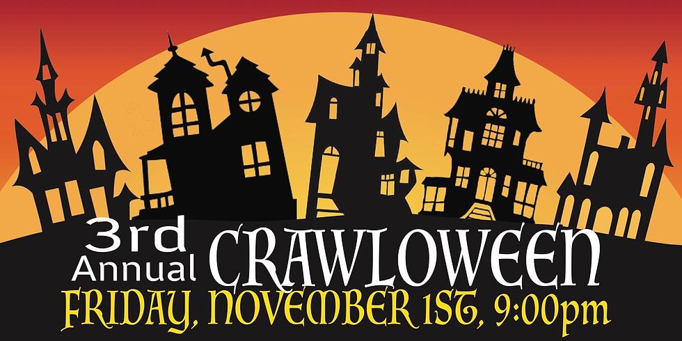 Suffern Chamber Annual Crawloween Bar Crawl!