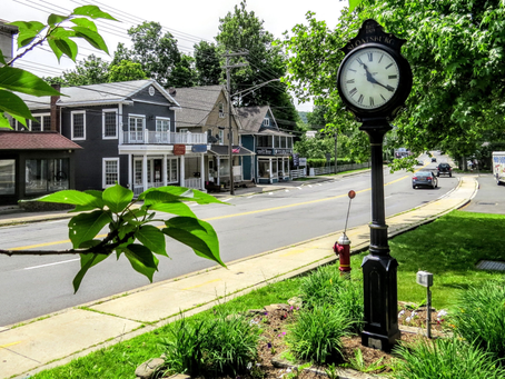 Explore Harriman NY Trail Town Initiative
