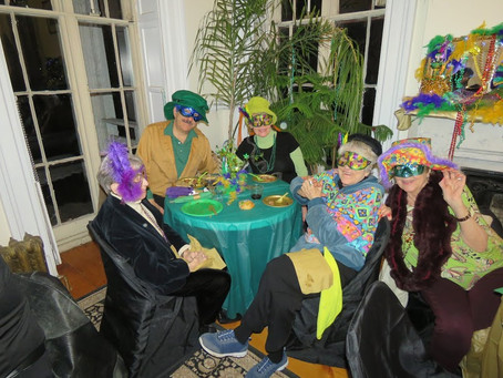 Mardi Gras Recap!