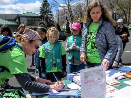 Keep Rockland Beautiful 2019 Sloatsburg Spring Cleanup