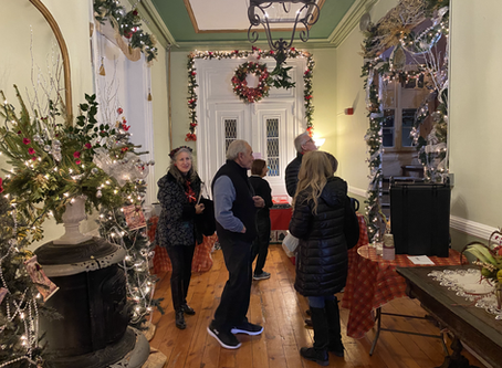 Highlights from 2019 Winter Solstice Celebration!