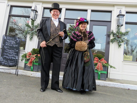 A Memorable 2018 Victorian Holiday Event!
