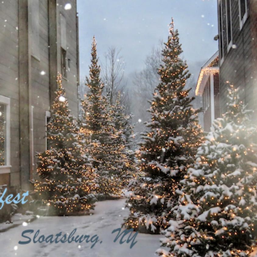 Sloatsburg Winterfest!