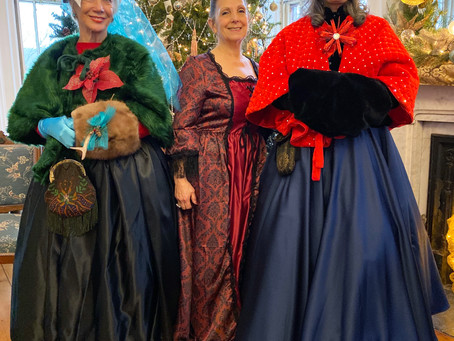 A Memorable Victorian Holiday Event!