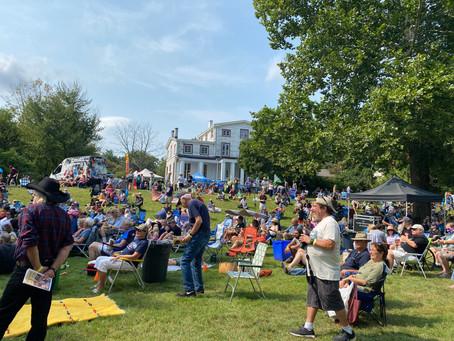 2021 Highlands Bluegrass Festival a Memorable Success!