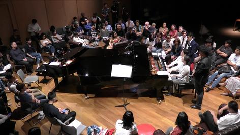Beethoven Symphony No.7 - Piano 4 Hands