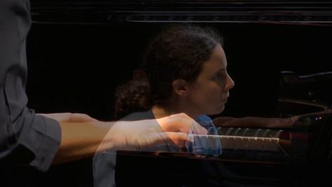 Lutuslowski: Paganini Variation for 2 pianos