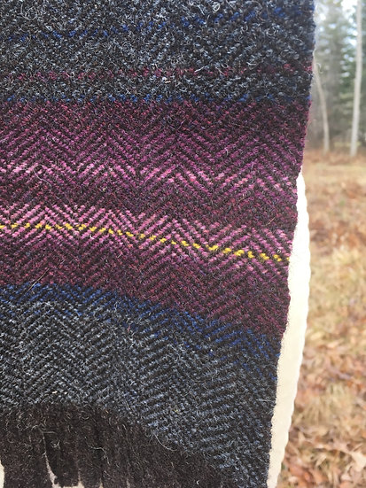 Hattersley Scarf:Custom, Colors in the Sun