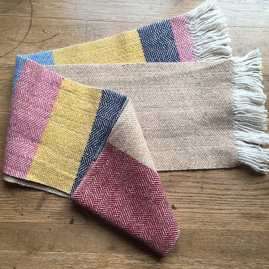 Hattersley Scarf: Preppy but Chill