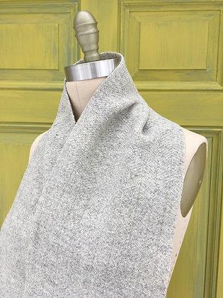 Hattersley Scarf: Light Grey