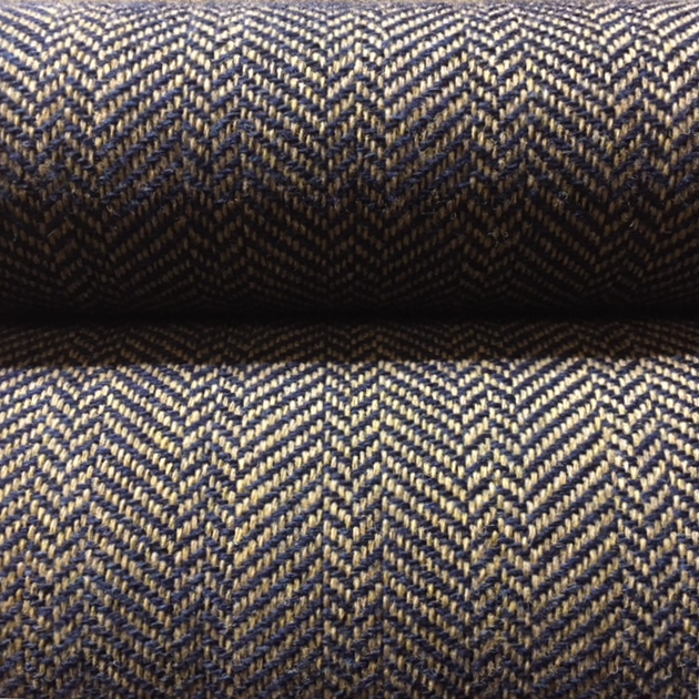 The woven pattern is called Diamond Point a Bare Cloth original design.