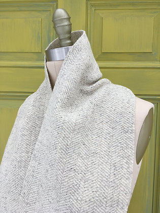 Hattersley Scarf: Natural