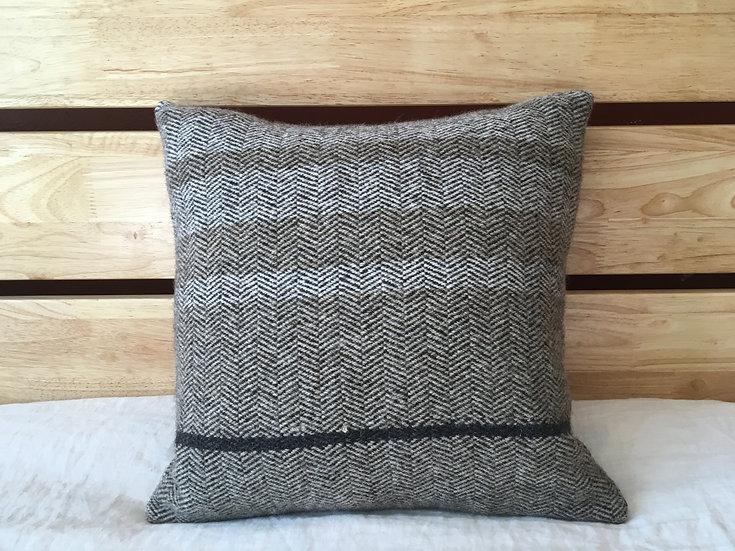 B.C. Throw Pillow: Latte Macchiato