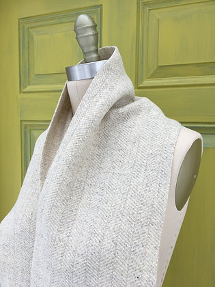 Hattersley Scarf: Cream