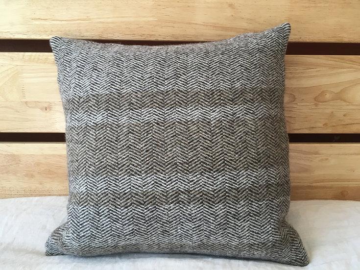 B.C. Throw Pillow: Cappuccino