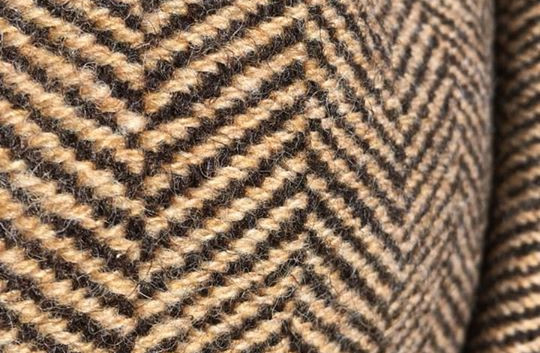 One Solid Color, Black Sheep's Wool, Camel