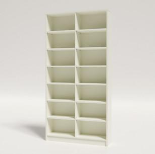 Bookcase 1200mmL x 2400mmH