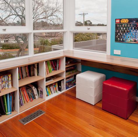 Marri Timber Desk