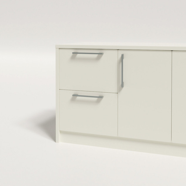 Add 2 x File Drawers LHS