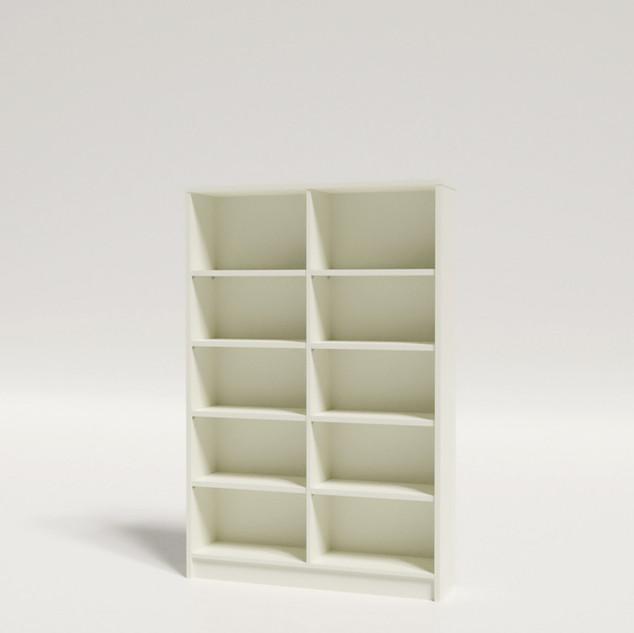 Bookcase 1200mmL x 1800mmH