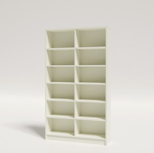 Bookcase 1200mmL x 2100mmH