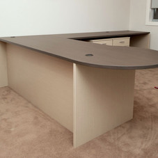 Corner Laminate Desk