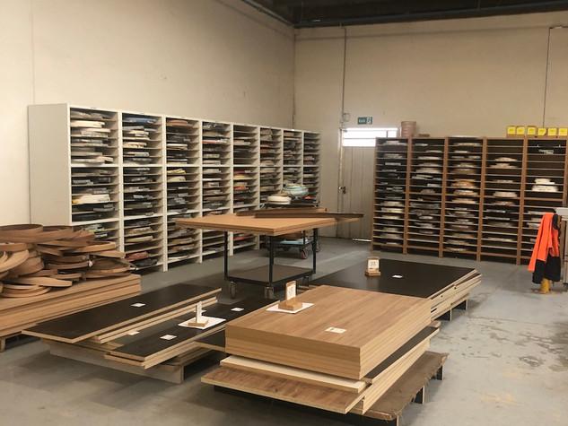 Edgebanding Storage