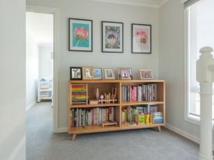 Victorian Ash Bookcase
