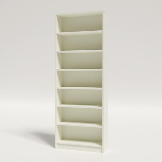 Bookcase 900mmL x 2400mmH