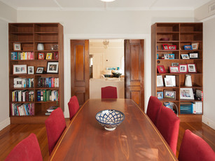 Timber Bookcases