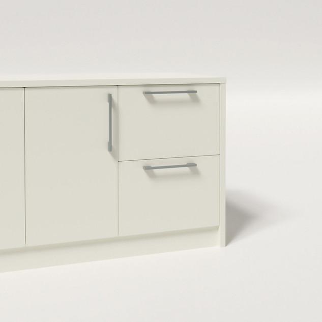 Add 2 x File Drawers RHS