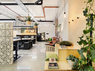 Commercial Office Fitout
