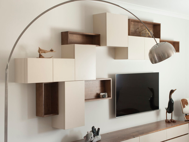 Wall Mounted Shelving & Storage
