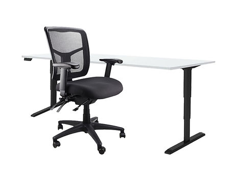 Sit Stand Desk Package 2