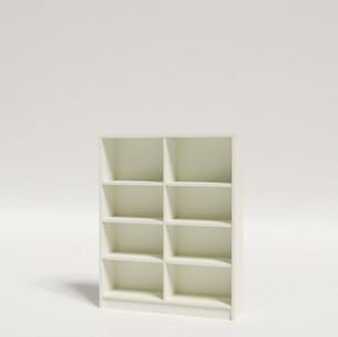 Bookcase 1200mmL x 1500mmH
