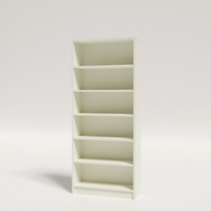 Bookcase 900mmL x 2100mmH